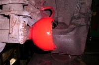 Regeneracja przegubów kulowych Nissan Patrol