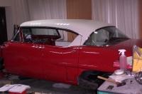 Cadillac fleetwood '57
